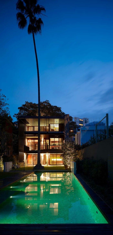 luxury architecture sydney