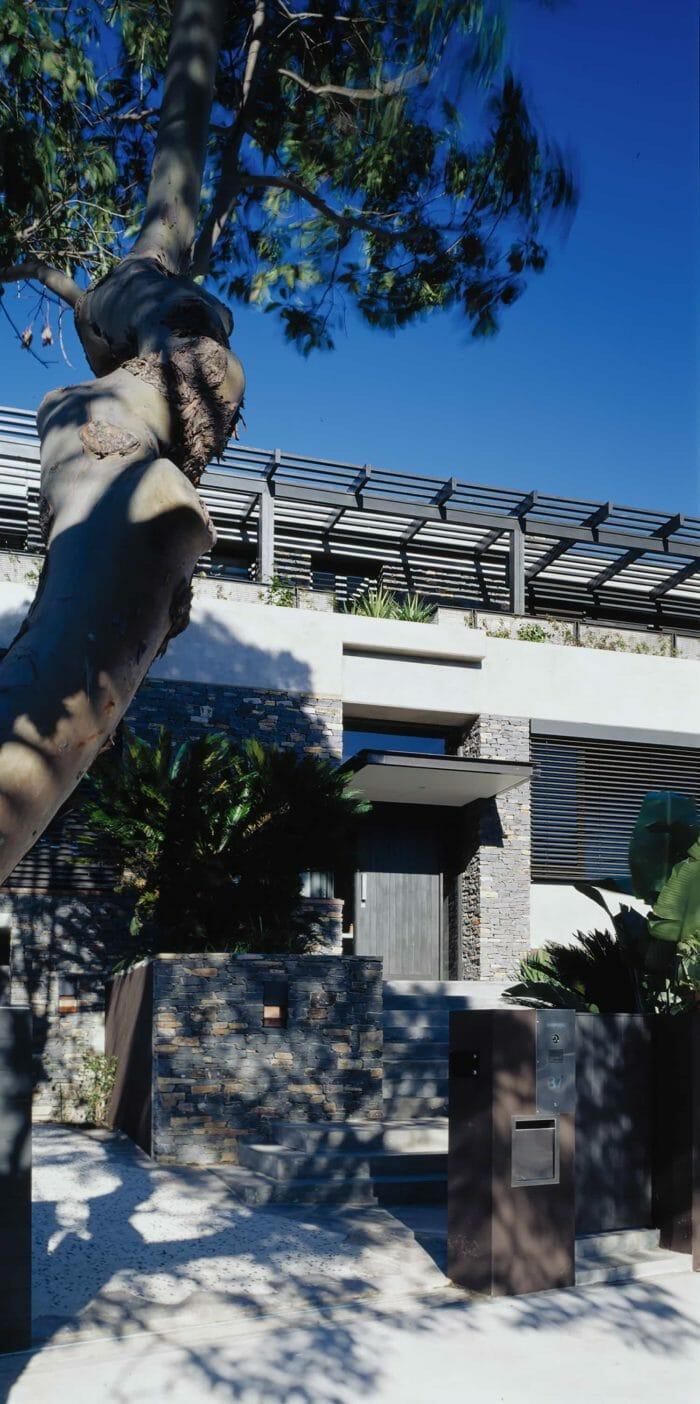 mediterranean inspired harbour home