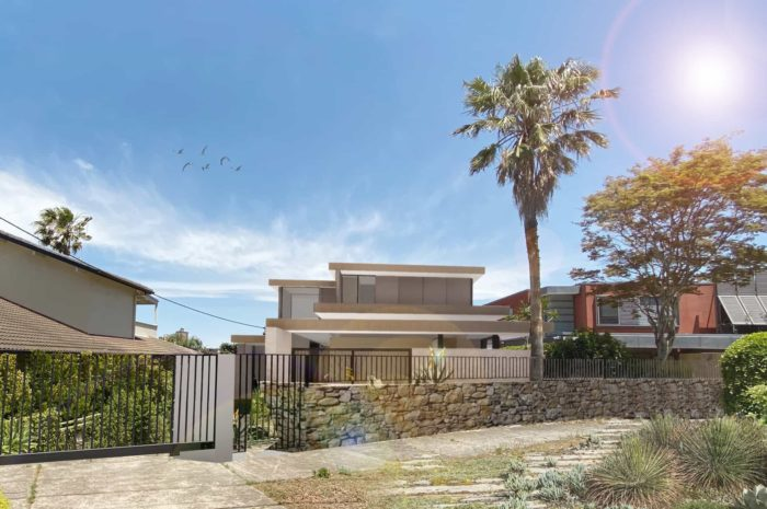 1960's Modernist Home Redevelopment - Bellevue Hill House