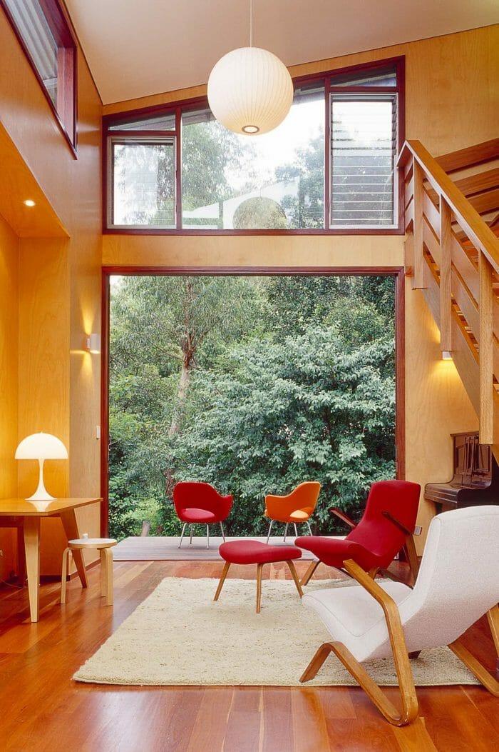 Modern Plywood Interiors